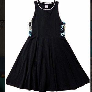 PINK Victoria's Secret Skater Dress with Palm Tree